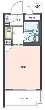 マンション(建物一部)-足立区西新井6丁目 間取り