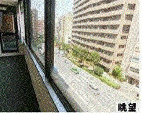 事務所(建物一部)-新宿区四谷4丁目 展望