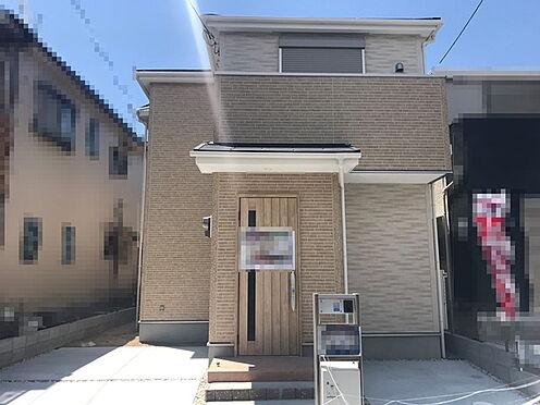 新築一戸建て-茨木市郡3丁目 外観
