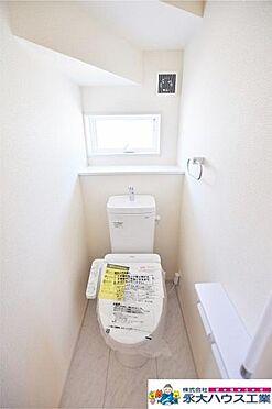 新築一戸建て-石巻市大街道南4丁目 トイレ