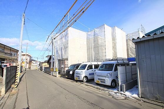 新築一戸建て-仙台市宮城野区新田4丁目 外観