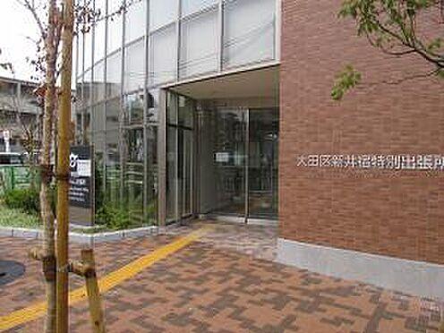 店舗・事務所・その他-大田区中央3丁目 周辺