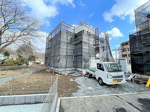 新築一戸建て-仙台市青葉区落合1丁目 外観