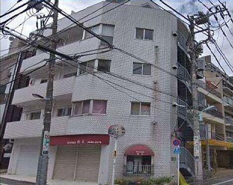 店舗付住宅(建物全部)-豊島区駒込1丁目 外観