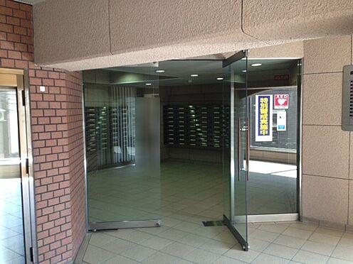 中古マンション-大阪市東成区中道2丁目 玄関