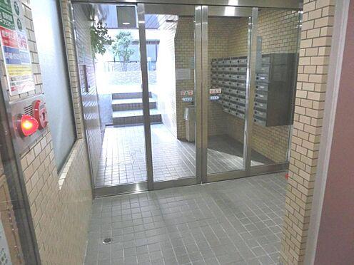 区分マンション-新宿区西新宿4丁目 エントランス