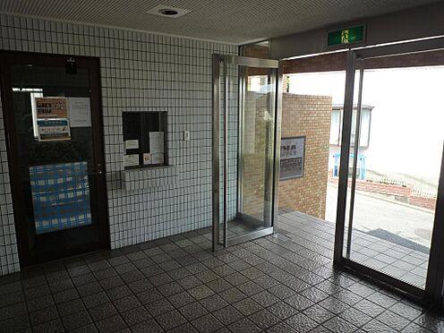 マンション(建物一部)-広島市東区山根町 エントランス