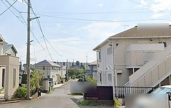 アパート-町田市南大谷 周辺
