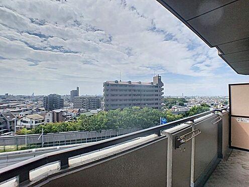 中古マンション-名古屋市守山区緑ヶ丘 遮るものがそばになく眺めが良いです。