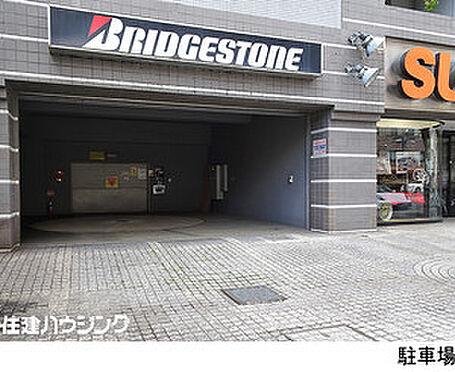 店舗(建物一部)-文京区千駄木4丁目 駐車場