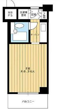 マンション(建物一部)-大阪市淀川区西宮原3丁目 広々とした1R