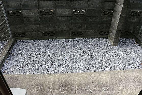 アパート-町田市原町田2丁目 専用庭。