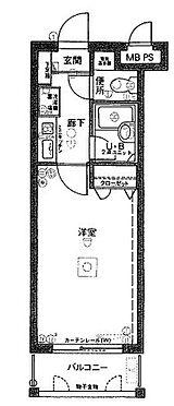 マンション(建物一部)-金沢市法光寺町 間取り