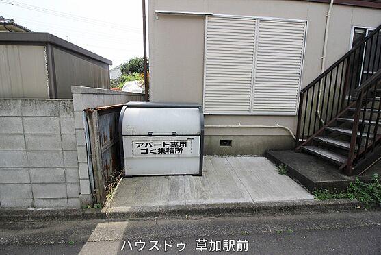 店舗・事務所・その他-川越市宮元町 ゴミ捨て場です!