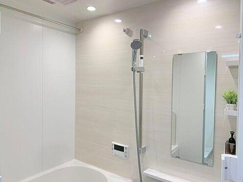 中古マンション-多摩市貝取2丁目 浴室も新規交換済で気持ちよくお住まいいただけます