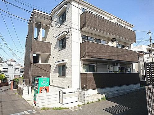 アパート-船橋市田喜野井5丁目 外観