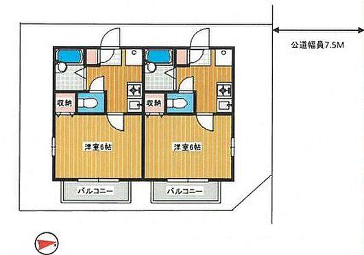 アパート-川口市飯塚4丁目 アイランドコンフォーツ・ライズプランニング