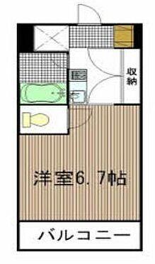 マンション(建物一部)-東広島市西条町郷曽 間取り