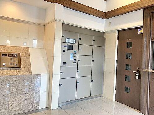 区分マンション-豊田市御幸本町6丁目 宅配ボックス完備で、お留守の時の宅配も安心です。