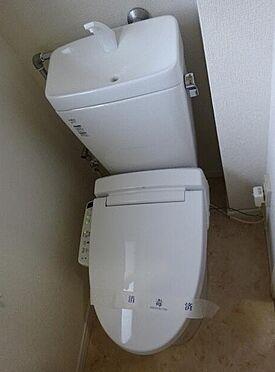 アパート-仙台市青葉区鷺ケ森2丁目 トイレ