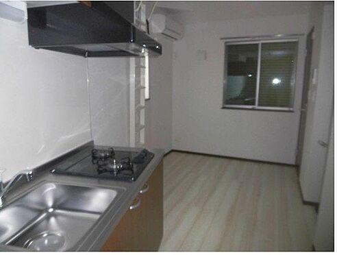 アパート-葛飾区柴又1丁目 キッチンから居室