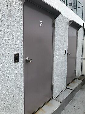 中古マンション-渋谷区千駄ヶ谷1丁目 トランクルーム