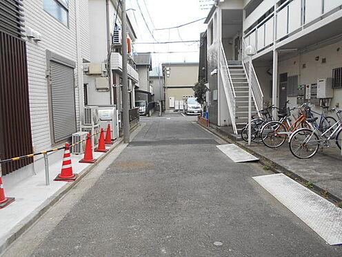 マンション(建物全部)-小金井市東町4丁目 接道