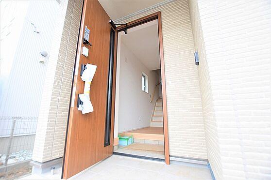 戸建賃貸-仙台市若林区六丁の目中町 玄関