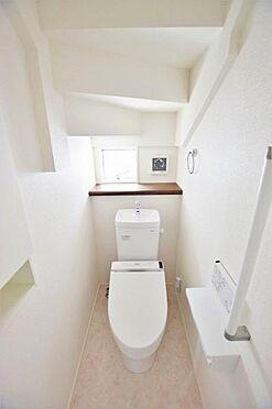新築一戸建て-仙台市太白区西多賀2丁目 トイレ