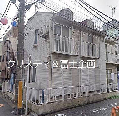 アパート-大田区東蒲田 外観