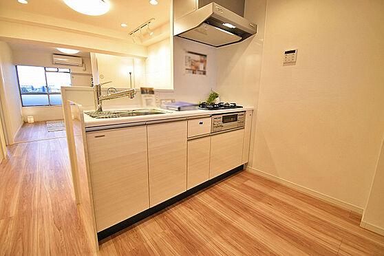 中古マンション-武蔵野市境南町4丁目 キッチン