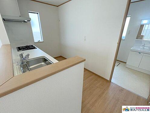 戸建賃貸-仙台市太白区松が丘 キッチン