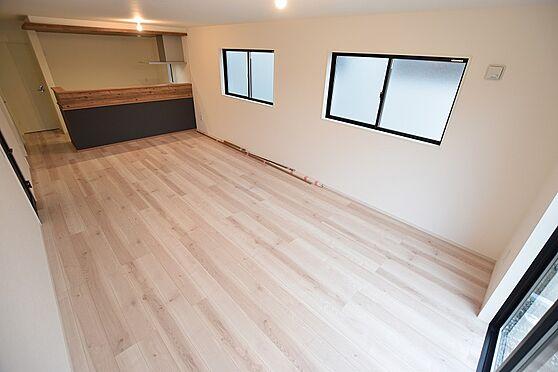 新築一戸建て-仙台市宮城野区鶴ケ谷7丁目 居間