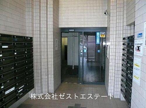 マンション(建物一部)-京都市伏見区向島本丸町 防犯カメラ完備
