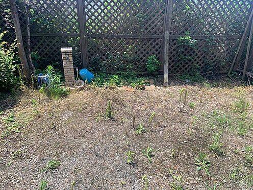戸建賃貸-名古屋市西区清里町 お庭での家庭菜園・ガーデニングを楽しめます♪