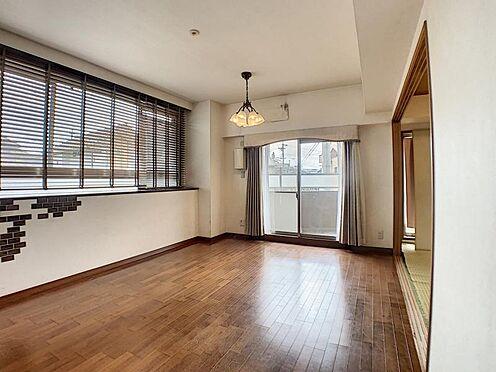 中古マンション-名古屋市瑞穂区松月町5丁目 19帖ある開放感溢れる大型LDK!