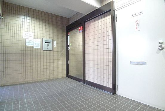 マンション(建物一部)-横浜市南区真金町1丁目 共用部 オートロック