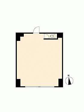 マンション(建物一部)-横浜市磯子区森1丁目 間取り
