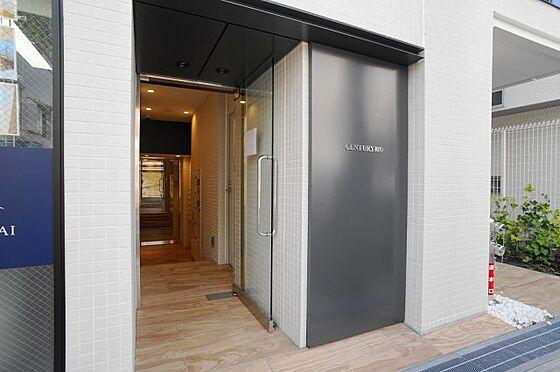 中古マンション-渋谷区初台1丁目 エントランス