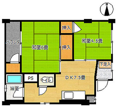 マンション(建物一部)-高槻市南芥川町 その他