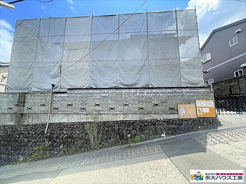 戸建賃貸-仙台市青葉区川内三十人町 外観