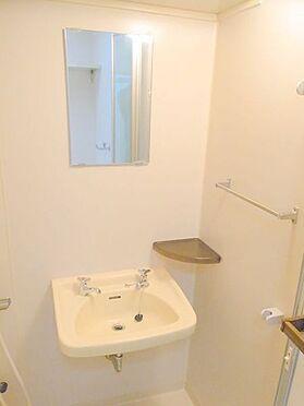 マンション(建物一部)-札幌市豊平区中の島二条2丁目 洗面
