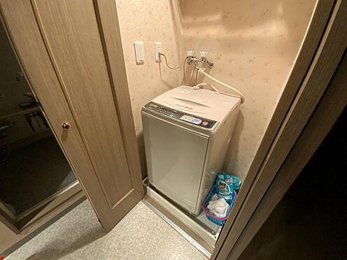 中古マンション-江戸川区中葛西6丁目 洗濯置き場