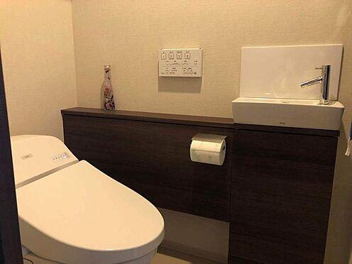 中古マンション-名古屋市瑞穂区田辺通2丁目 トイレ
