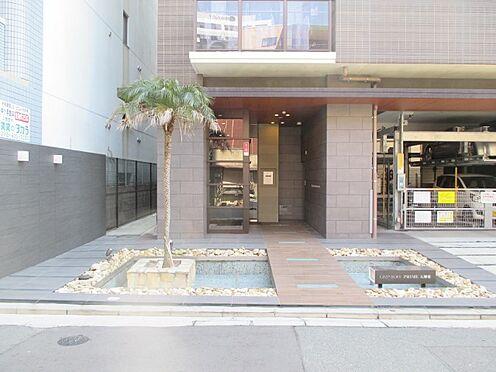 区分マンション-福岡市博多区対馬小路 エントランス
