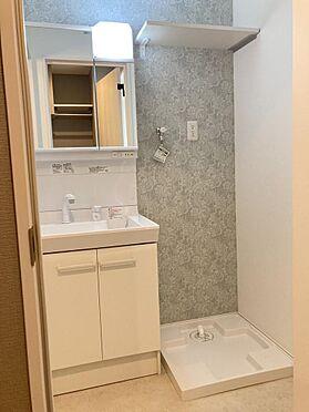 アパート-富士見市鶴瀬東1丁目 シャワー付独立洗面台