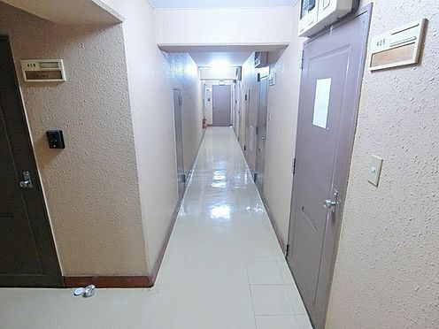 マンション(建物一部)-横浜市中区若葉町3丁目 ホテルライクな内廊下タイプ
