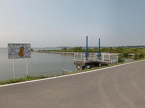 土地-稲敷市大島 地図