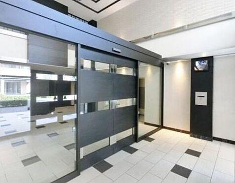 マンション(建物一部)-大阪市西区南堀江4丁目 オートロックありのエントランス
