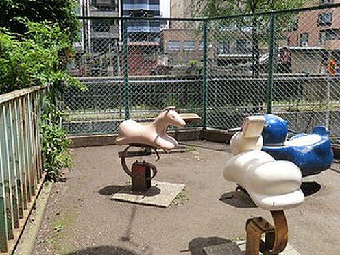 マンション(建物一部)-台東区浅草橋3丁目 初音森児童遊園